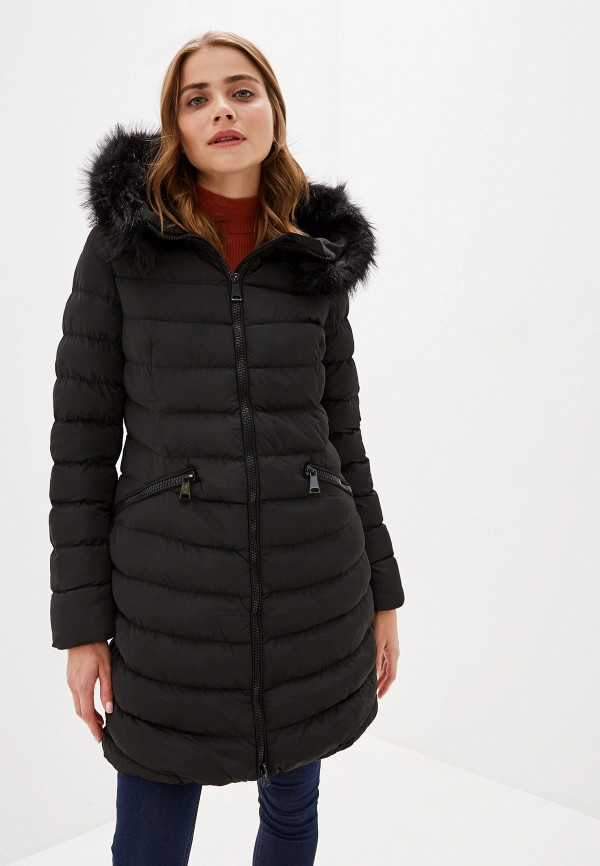 женская куртка tantra, черная