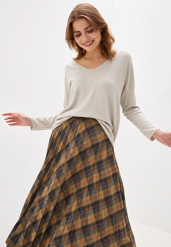 женский пуловер tantra, бежевый