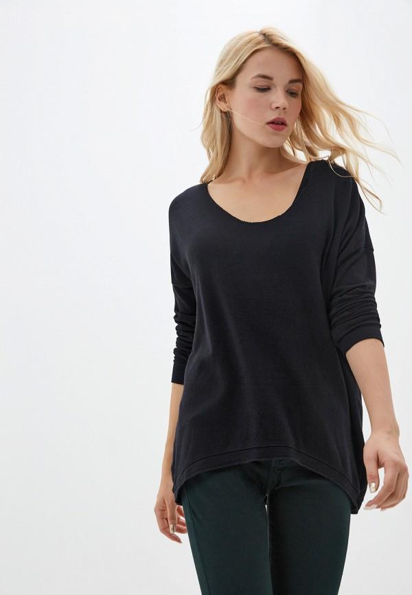 женский пуловер tantra, черный