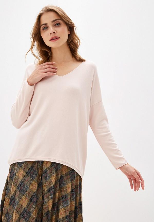 женский пуловер tantra, розовый