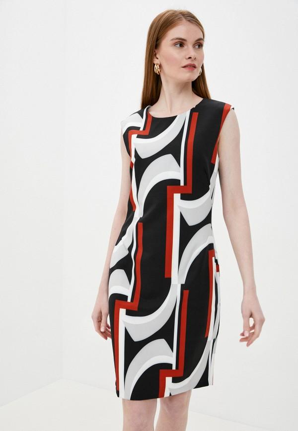 женское платье-футляр tantra, разноцветное