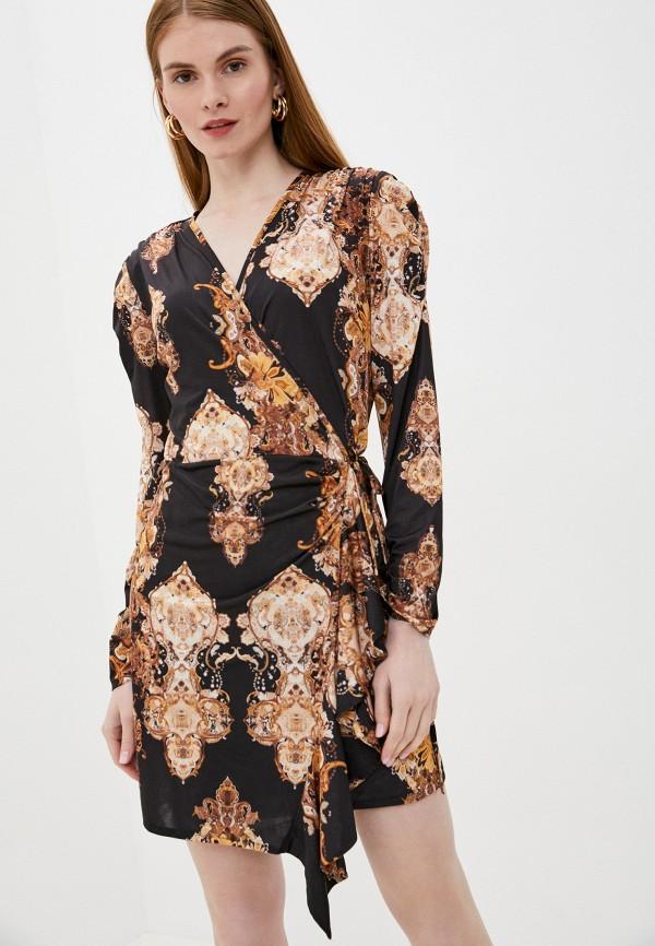 женское вечерние платье tantra, черное