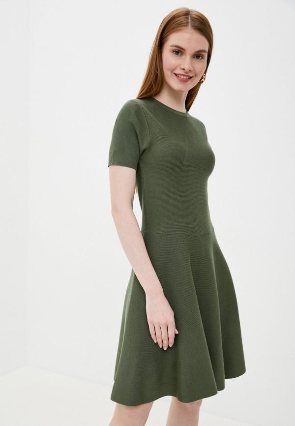 женское платье tantra, хаки