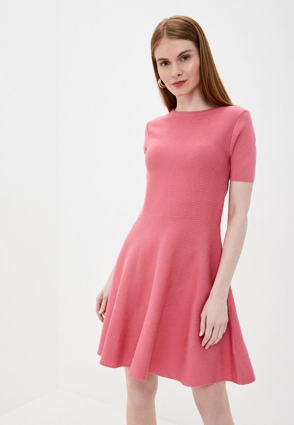 женское платье tantra, розовое