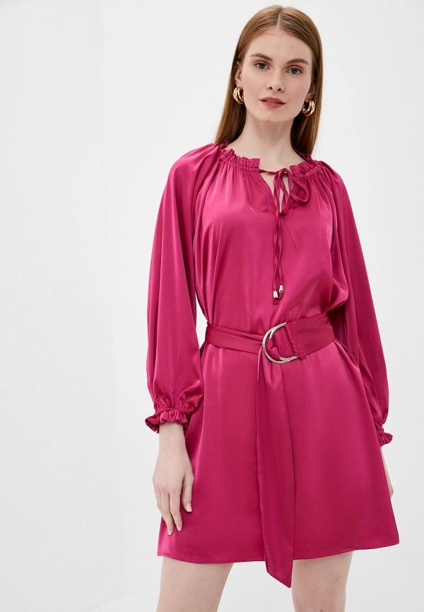 женское повседневные платье tantra, розовое