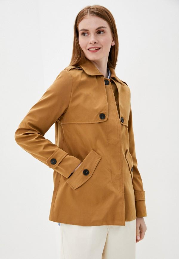 женская куртка tantra, бежевая