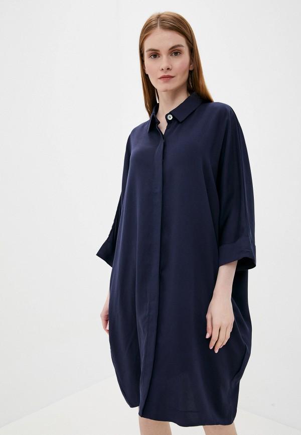 женское платье tantra, синее