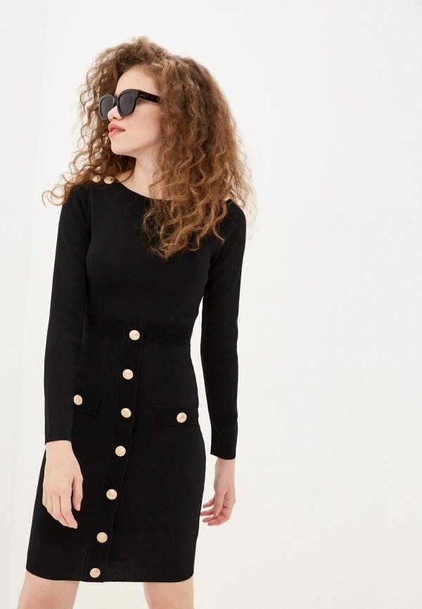 женское платье tantra, черное