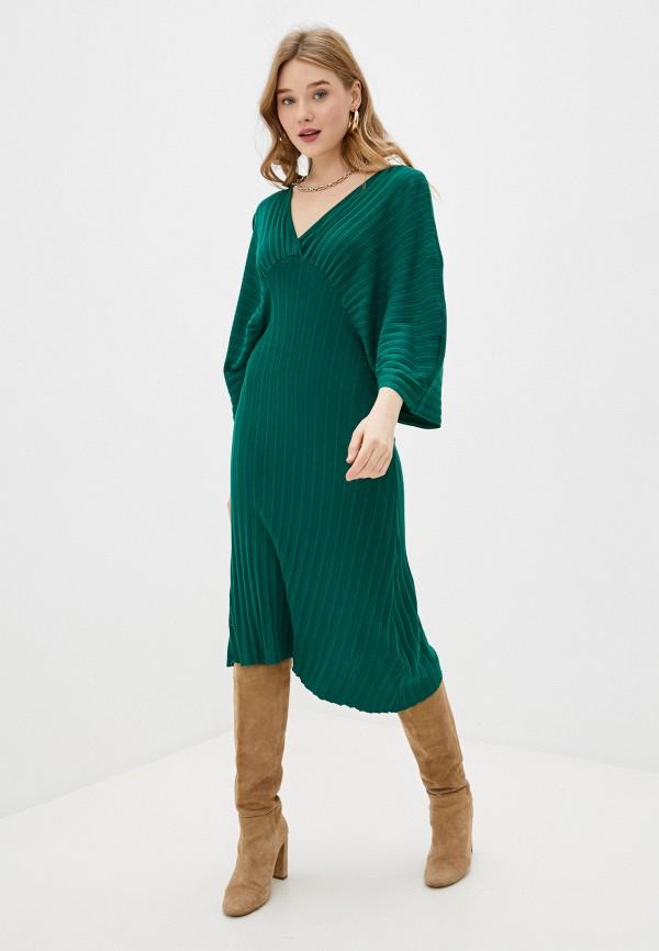 женское платье tantra, зеленое