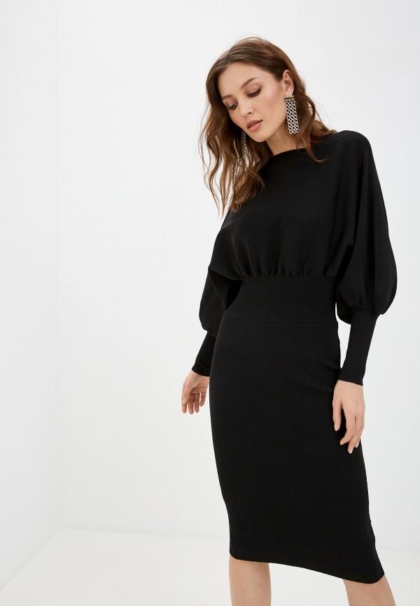 женское повседневные платье tantra, черное