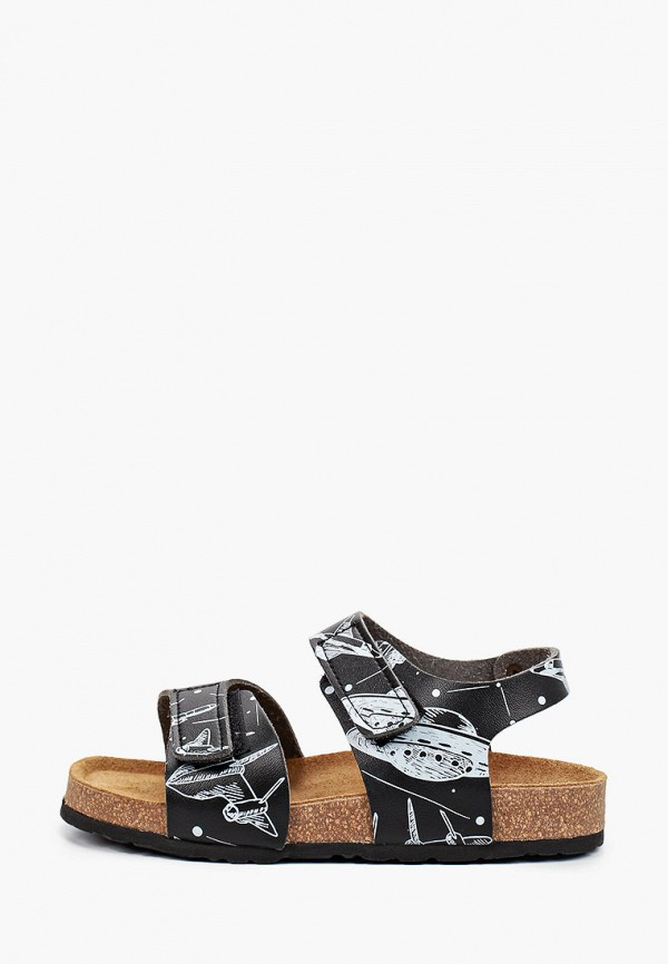 сандалии tapiboo для мальчика, черные