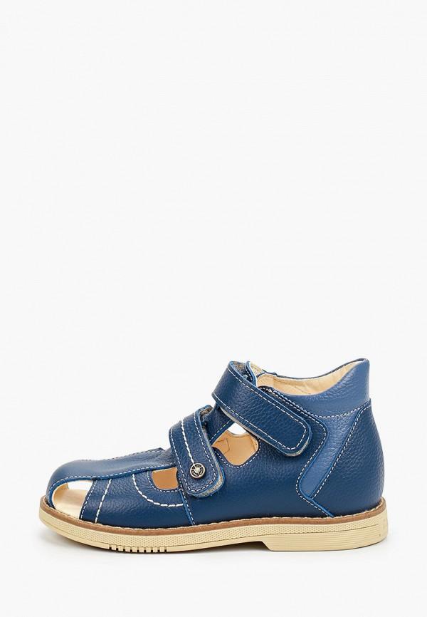 сандалии tapiboo для мальчика, синие