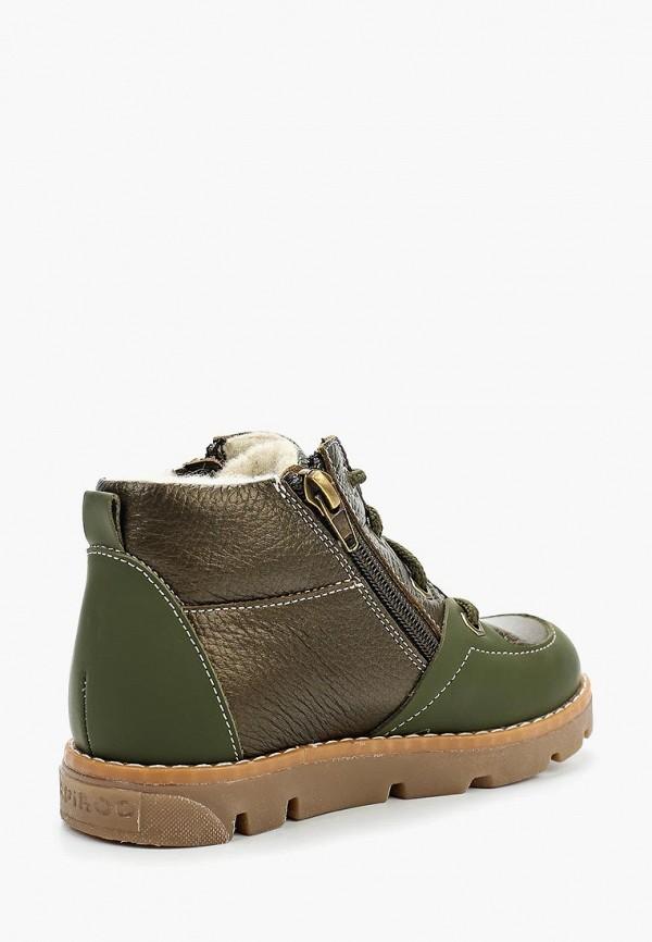 Ботинки для мальчика Tapiboo FT-23008.17-OL26O.01 Фото 2