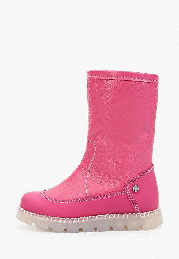 сапоги tapiboo для девочки, розовые