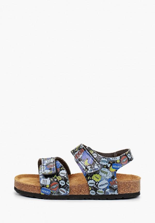 сандалии tapiboo для мальчика, разноцветные