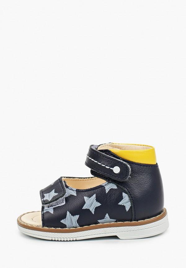 сандалии tapiboo для девочки, синие