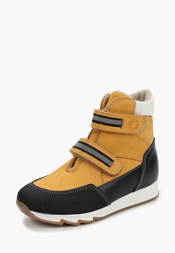 Ботинки для мальчика Tapiboo FT-23012.18-OL46O.01