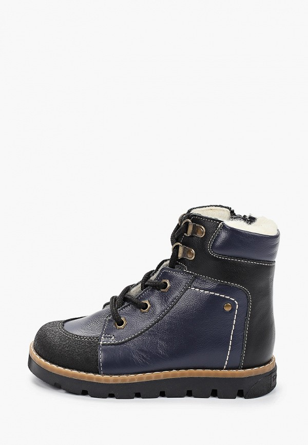 ботинки tapiboo малыши, синие