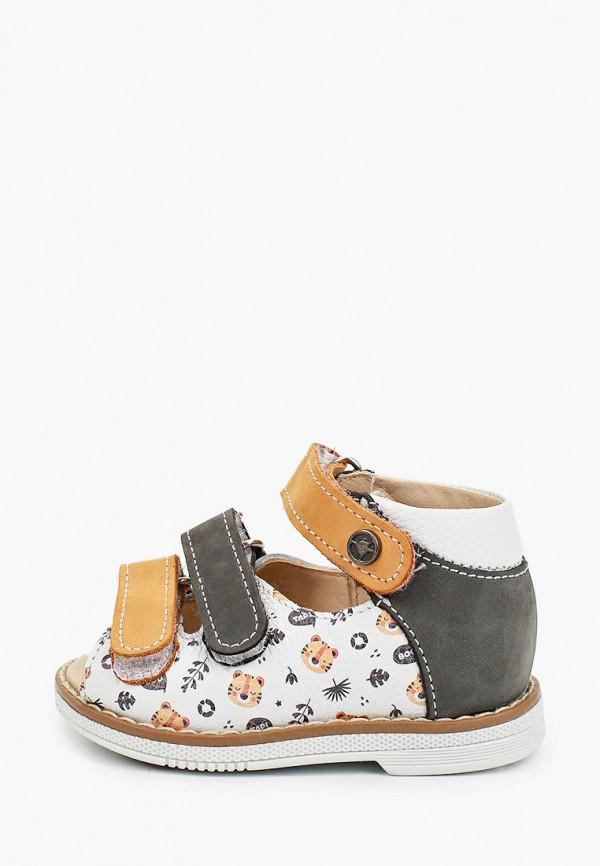 сандалии tapiboo малыши, разноцветные