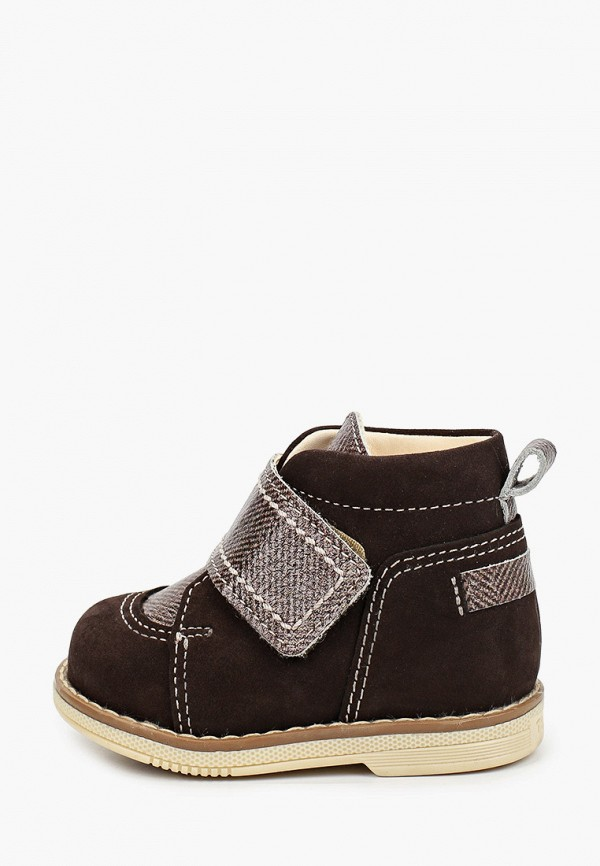ботинки tapiboo малыши, коричневые
