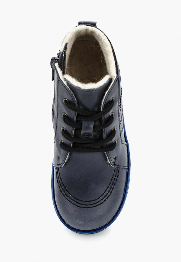 Ботинки для девочки Tapiboo FT-23002.17-OL08O.01 Фото 4