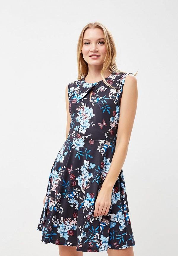 Купить Платье Taifun, TA037EWAEPH0, синий, Весна-лето 2018