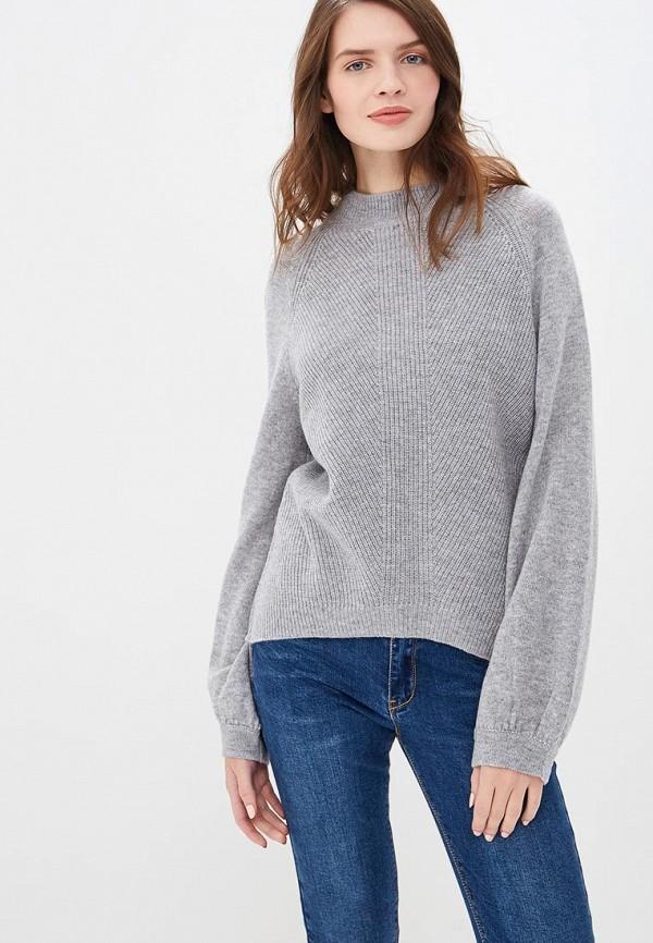 женский свитер taifun, серый