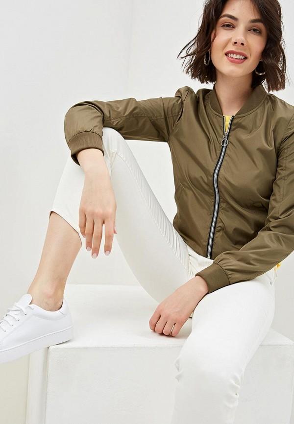 женская куртка taifun, хаки