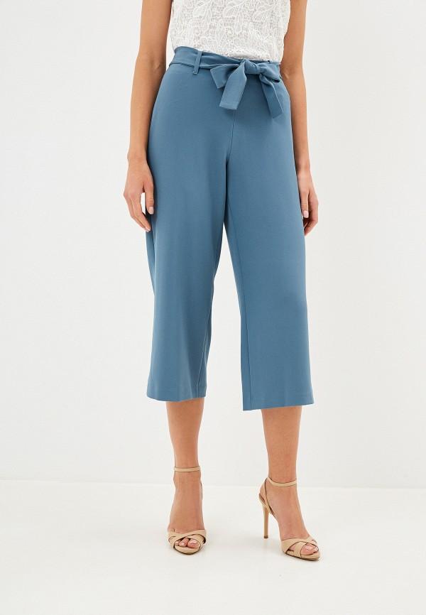 женские брюки taifun, голубые