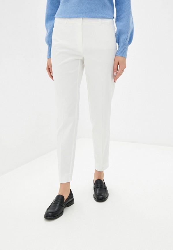женские повседневные брюки taifun, белые