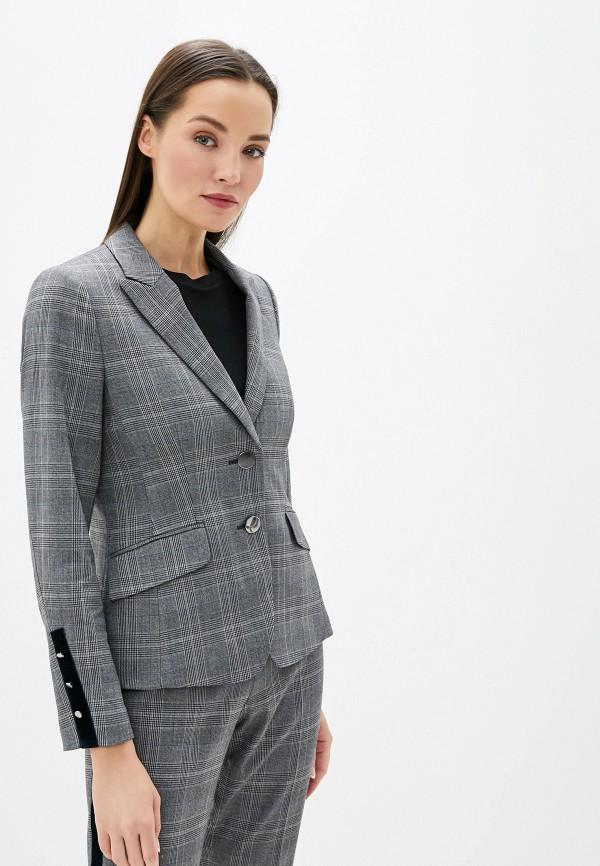 женский пиджак taifun, серый
