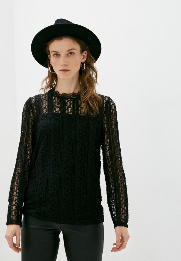 женская блузка taifun, черная