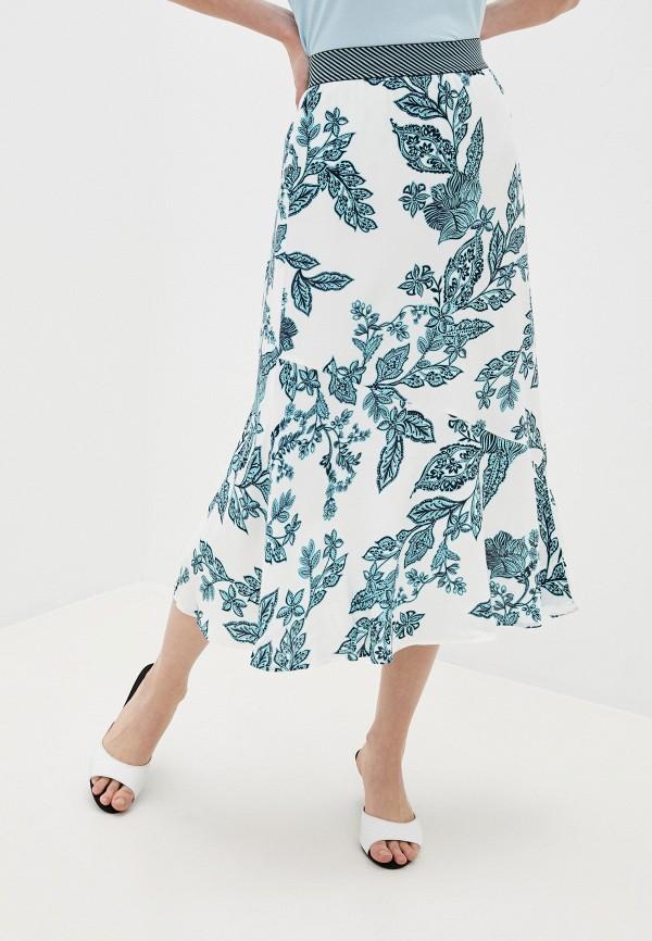женская юбка taifun, белая