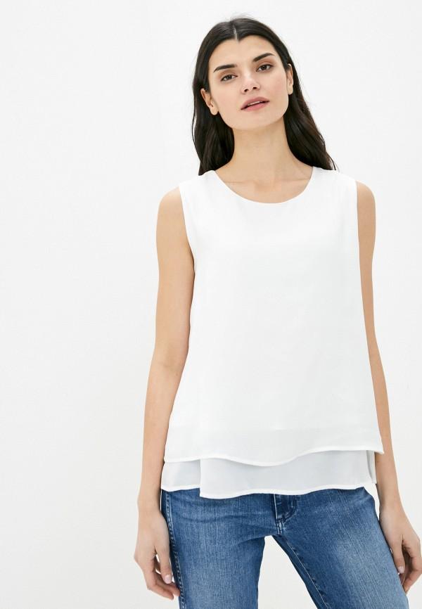 женская блузка taifun, белая