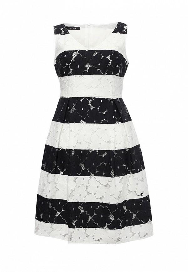 все цены на Платье Taifun Taifun TA037EWRFY64 онлайн