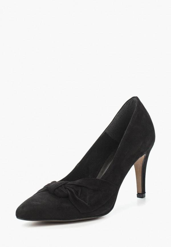 Купить Туфли Tamaris, ta171awacmo8, черный, Весна-лето 2018