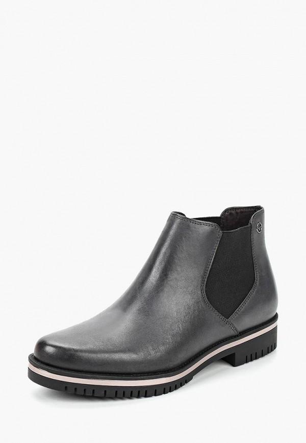 Купить Ботинки Tamaris, TA171AWBZNR5, серый, Осень-зима 2018/2019