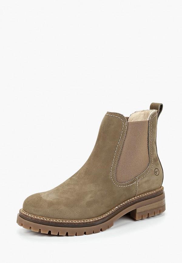 Купить Ботинки Tamaris, TA171AWBZOJ7, серый, Осень-зима 2018/2019