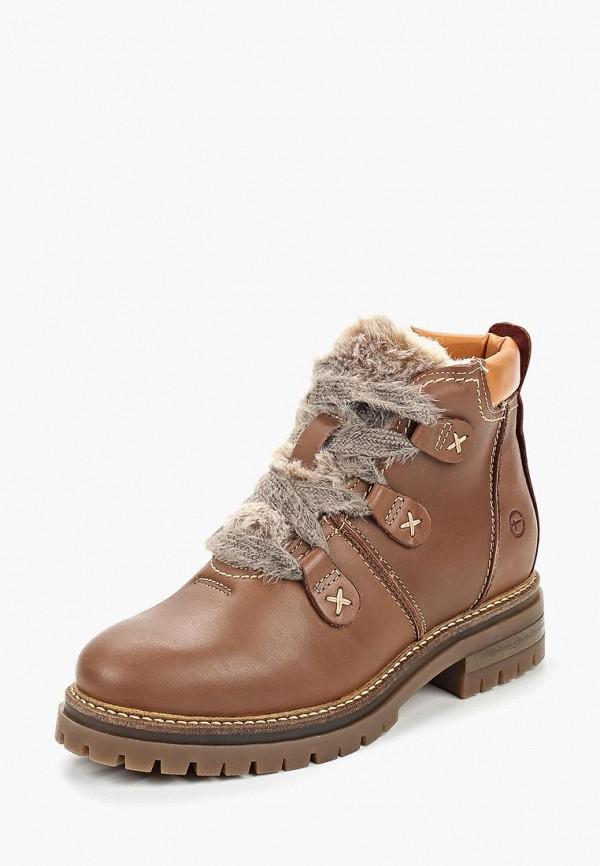 Ботинки Tamaris Tamaris TA171AWBZON1 обувь tamaris уфа