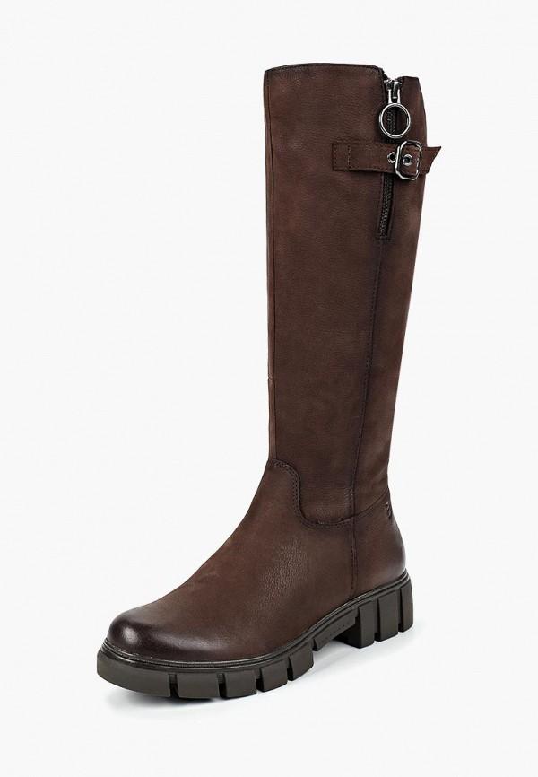 Купить Сапоги Tamaris, TA171AWBZPF1, коричневый, Осень-зима 2018/2019