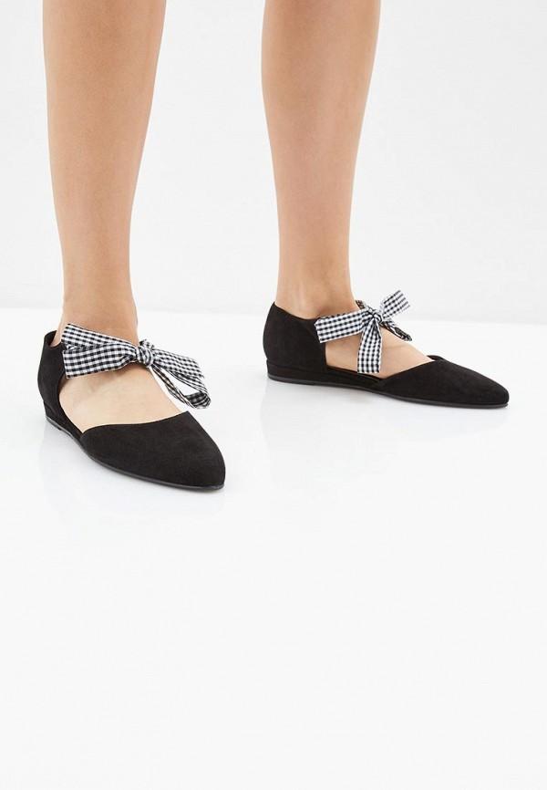 Фото 6 - женские туфли Tamaris черного цвета