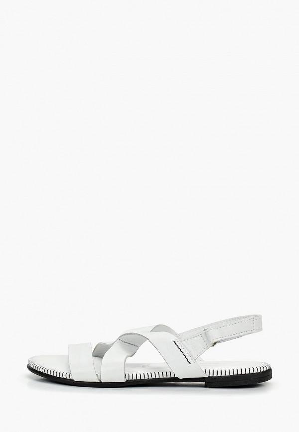 женские сандалии tamaris, белые
