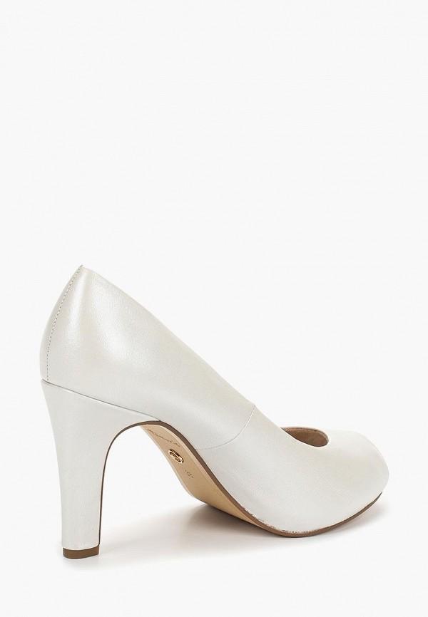 Фото 3 - женские туфли Tamaris белого цвета