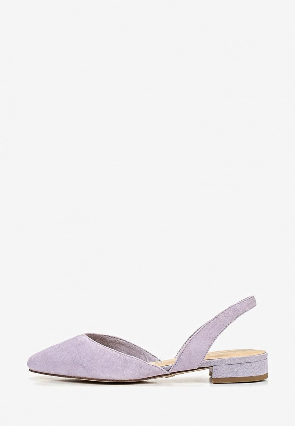 женские туфли tamaris, фиолетовые