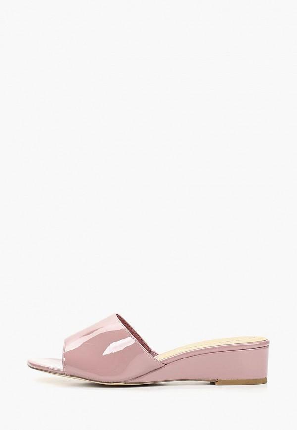 Фото - женские сабо Tamaris розового цвета