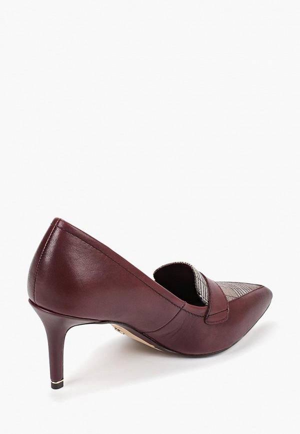 Фото 3 - Женские туфли Tamaris бордового цвета