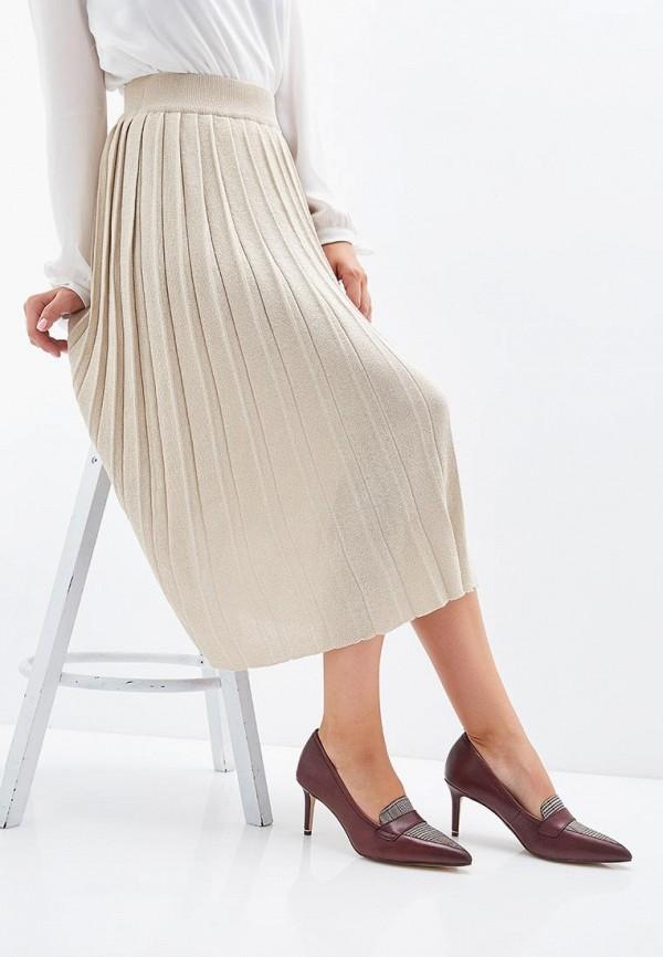 Фото 6 - Женские туфли Tamaris бордового цвета
