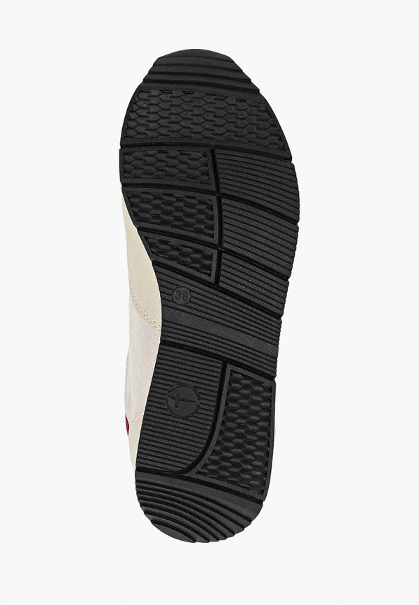 Фото 5 - Женские кроссовки Tamaris серого цвета
