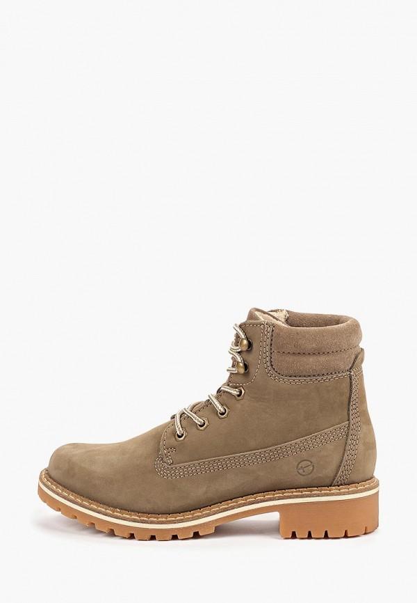 Ботинки Tamaris Tamaris TA171AWGAOD5 кроссовки tamaris ботинки на каблуке