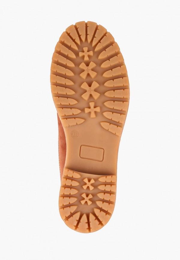 Фото 5 - Женские ботинки и полуботинки Tamaris оранжевого цвета